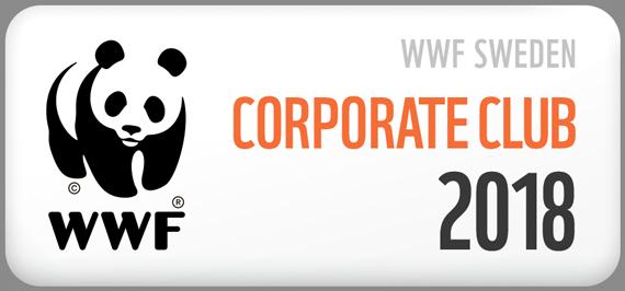 Vårt företag är WWF Vänföretag 2018